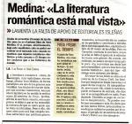 Artículo Periódico Canarias 7 Diciembre 2014