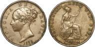 Un_demi_penny_à_l'effigie_de_la_jeune_reine_Victoria