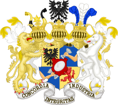702px-great_coat_of_arms_of_rothschild_family-svg