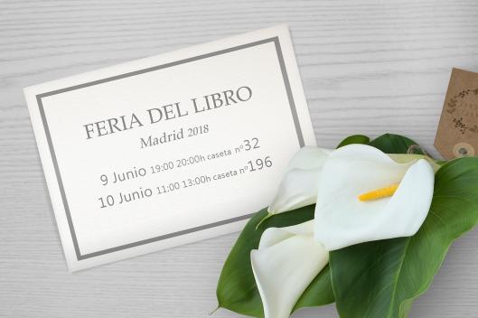 Feria del Libro Madrid 2018